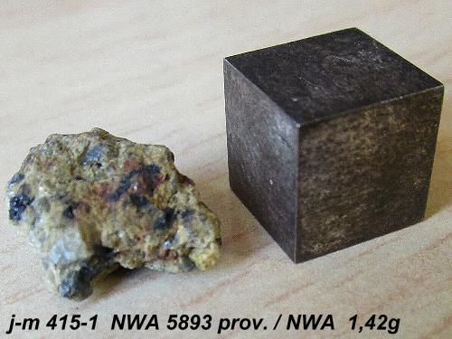 Meteorite Achondrite